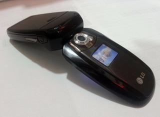 Celular LG Mg220 Fliper Pequeno Visor Externo Abrir Raro