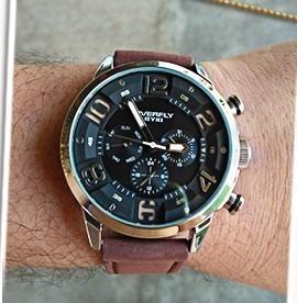 Relógio Pulso - Eyki 45mm Hardlex
