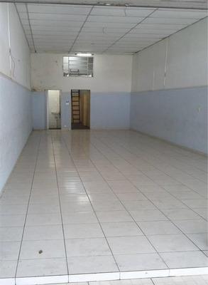 Salão Para Alugar, 90 M² Por R$ 1.300,00/mês - Rudge Ramos - São Bernardo Do Campo/sp - Sl0088