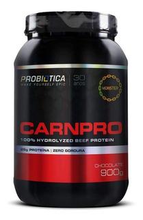 Carnpro Bef Protein 900g Probiótica - Proteína Da Carne Pura