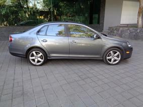 Volkswagen Bora Sport Piel Qc 2.5 Dsg At 2009 (impecable)