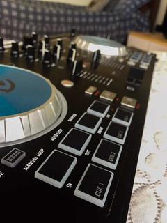 Numark Mixtrack Pro 3.Con Su Respectivo Cable.