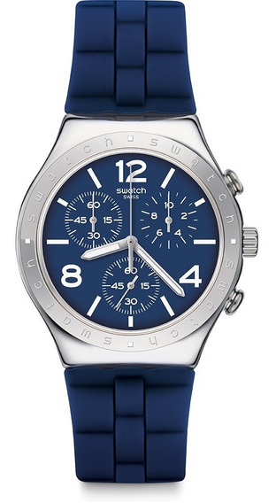Relógio Swatch Bleu De Bienne - Ycs115