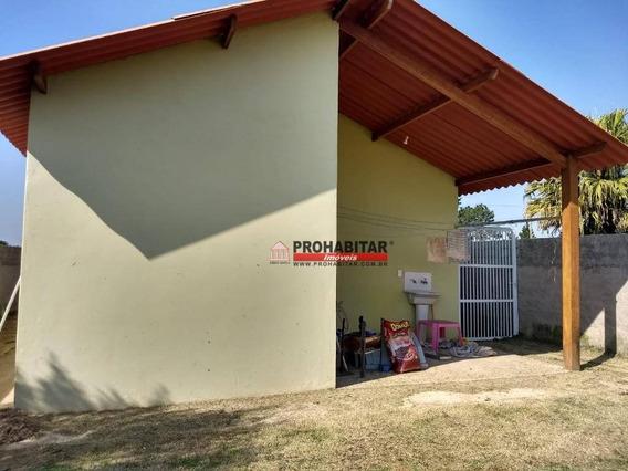 Casa À Venda, 60 M² Por R$ 200.000,00 - Cipó - Embu-guaçu/sp - Ca2988