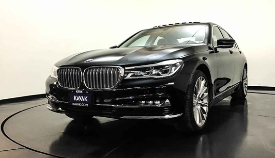 Bmw Serie 7 740i Excellence / Combustible Gasolina 2017 Con