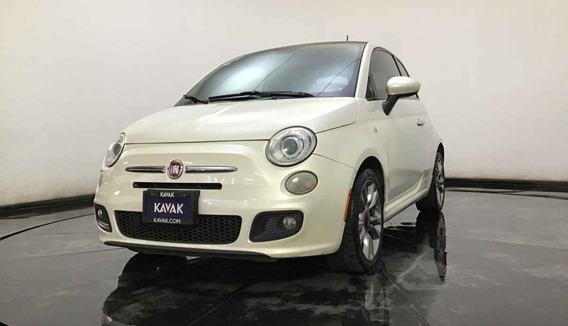 20418 - Fiat 500 2014 Con Garantía Mt