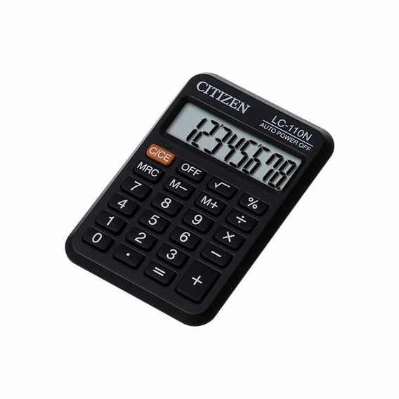 Calculadora Citizen Lc-110n (50 Unidades)
