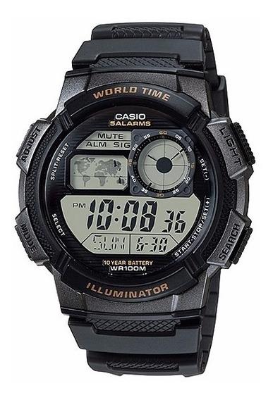 Relógio Casio Ae1000w Original Com Nota Fiscal E Garantia