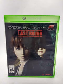 Dead Or Alive 5 Last Round Xbox One En Gordito Coleccionable
