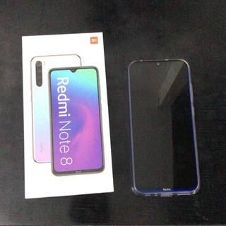 Xiaomi Redmi Note 8 4ram 128gb