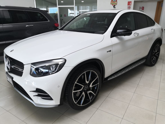 Mercedes Benz Glc43 Amg Coupe 2019