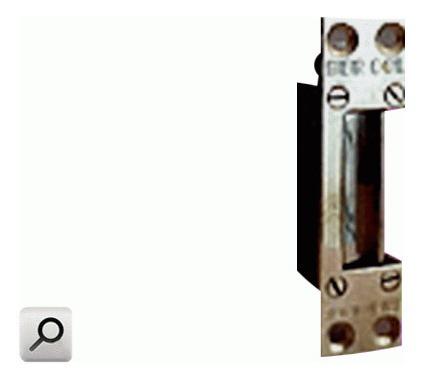 Cerradura Electrica Asc Frente-acero 601