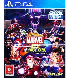 ..:: Marvel Vs Capcom Infinite ::.. Para Ps4 En Gamewow