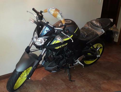 Moto Yamaha Mt 03 0 Km Nueva Sin Uso