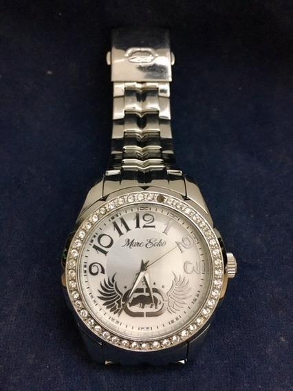 Relógio Mark Ecko Comprado Nos Eua - Pouco Usado - Original!