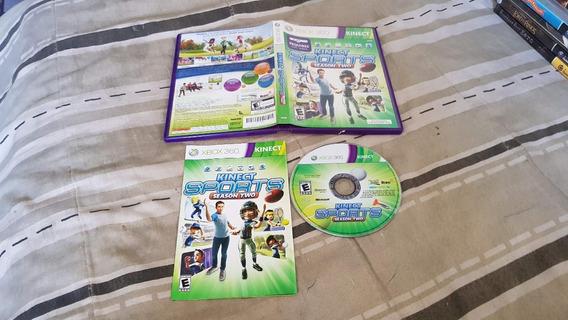 Kinect Sports Season Two Original Para O Xbox 360 F7