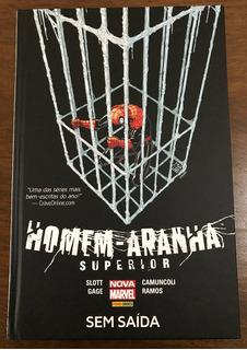 Hq Marvel - Homem-aranha Superior - Sem Saida
