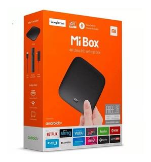 Xiaomi Mi Tv Box S2 4k 8gb Con Control Remoto