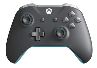 Control joystick Microsoft Xbox One grey/blue