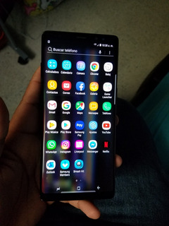 Samsung Galaxi Note 8