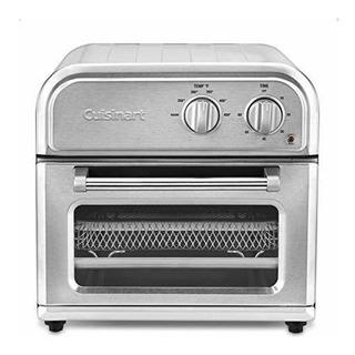 Cuisinart Afr-25 De Air Fryer, Un Tamaño, De Plata
