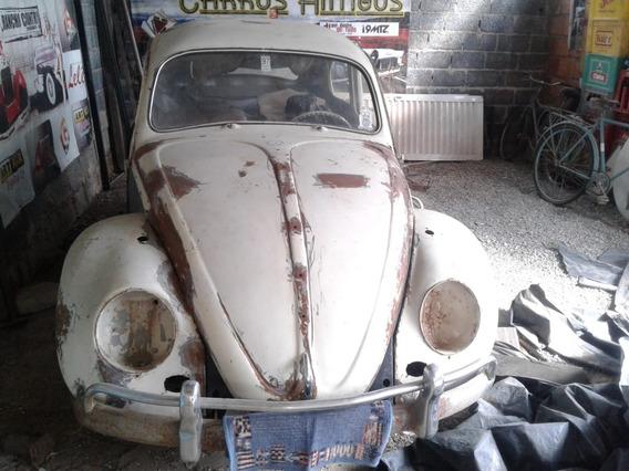 Fusca 1959 - Alemão