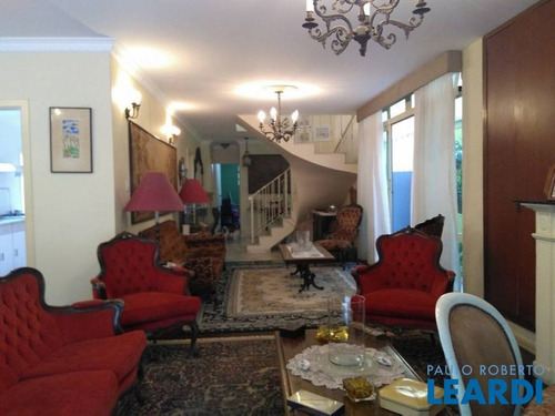Casa Assobradada - Jardim Paulista - Sp - 642850