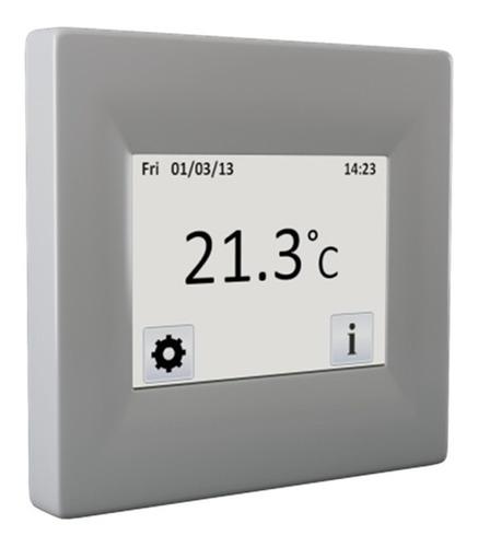 Termostato Digital Programable Touch Piso Radiante Electrico