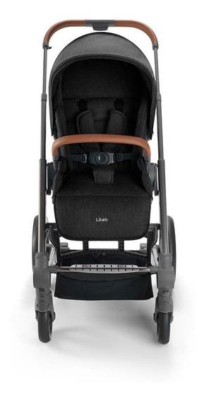 Carrinho De Bebê Litet Rover 6m Até 15kg Preto - Bb672