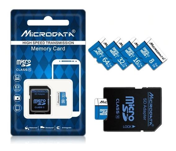 Cartão De Memória Microdata Classe 10 32gb