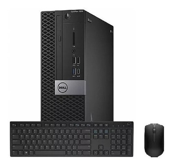 Dell Optiplex 7050 Intel® Core I5 6500 4 Gb Hd 500gb+win10