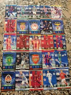 Lote De 55 Cartas Uefa Champions League 2013/14 Panini