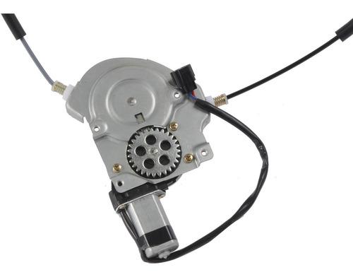 Naliovker Motor de Elevaci/óN de la Ventana El/éCtrica Delantera Izquierda para 350Z Infiniti G35 Coupe Replace 80731-CD00A 80731CD00A