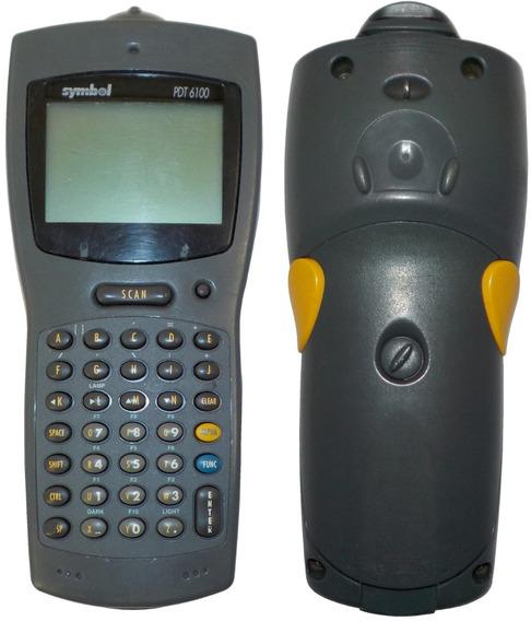 Coletor De Dados A Laser Pdt6100 Symbol Serial Usb Software*