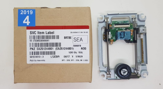 Unidade Ótica / Leitor Para Home Theater LG Eaz61244801