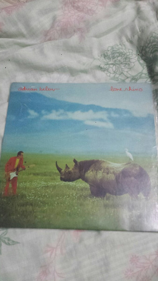 Lp Disco Vinil Adrian Belew - Lone Rhino