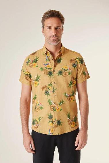 Camisa Pf Mc Tropical Reserva
