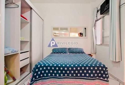 Imagem 1 de 20 de Apartamento À Venda, 1 Quarto, Copacabana - Rio De Janeiro/rj - 15032