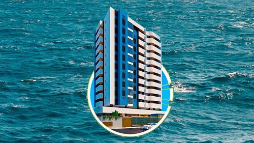 Imagem 1 de 4 de Edifício Embaixador Ii Com 2 Quarto 1 Suíte Entrega Dezembro 2021 - Ap0067