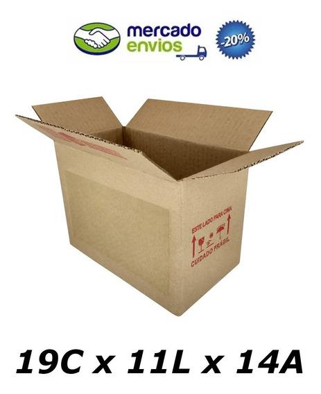 150 Caixas De Papelão 19 X 11 X 14 Correio Pac Sedex