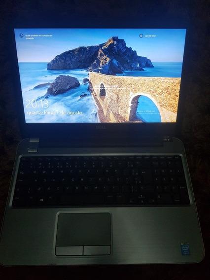 Notebook Dell 15r I7 8gb 2gb Vídeo + Nf Somente Venda