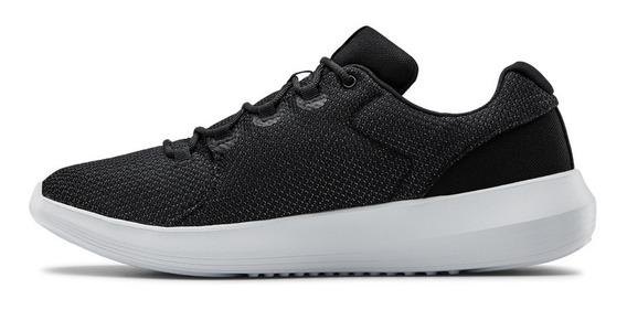 Tenis Under Armour Hombre Negro Ua Ripple 2.0 Nm1
