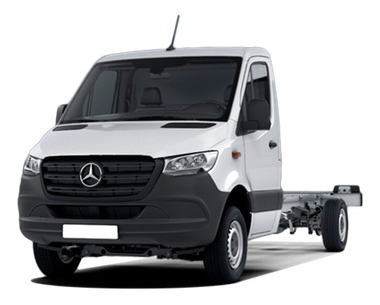 Mercedes-benz Sprinter 314 Extra Longo Chassi