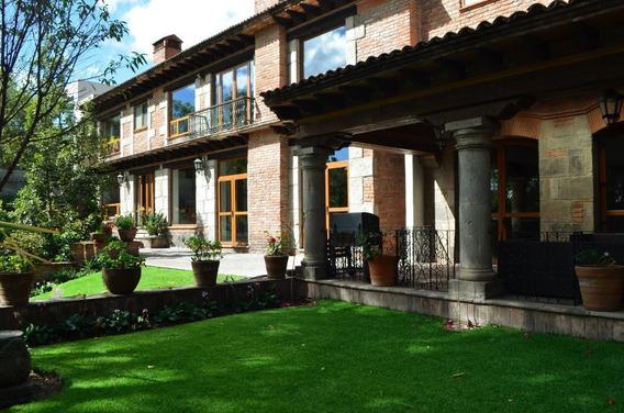 Bhv1022.36-casa En Venta En Lomas De Santa Fe. Privacidad Y Confort Inigualable.