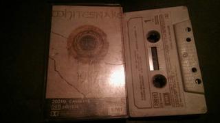 Casette Whitesnake 1987