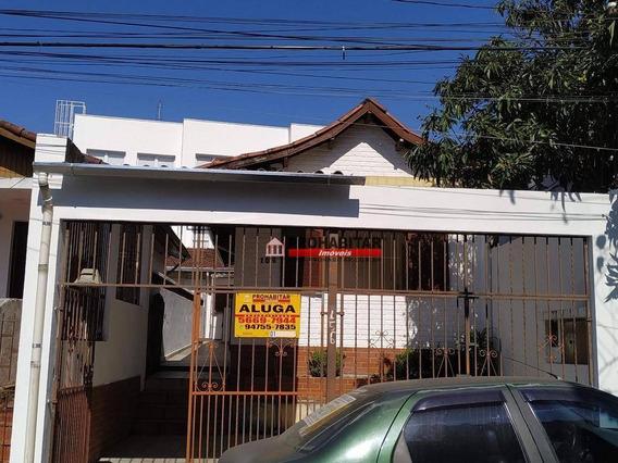Casa Com 2 Dormitórios Para Alugar, 100 M² Por R$ 1.700,00/mês - Interlagos - São Paulo/sp - Ca2964