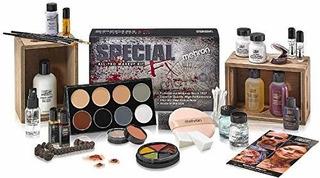 Kit De Fx Especial De Maquillaje Mehron