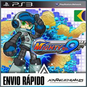 Mighty No 9 - Portugues - Jogos Ps3 Midia Digital