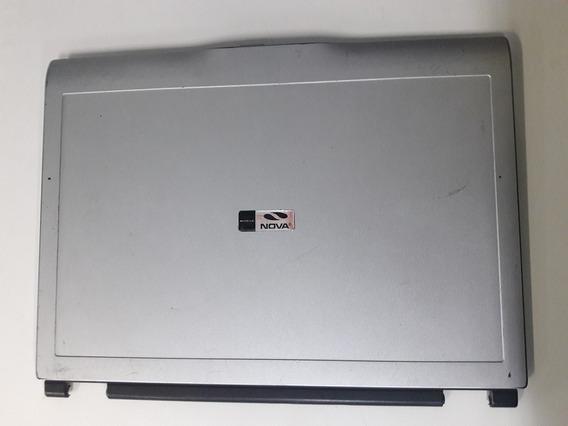 Carcaça Tampa Da Tela Para Notebook Nova N52c