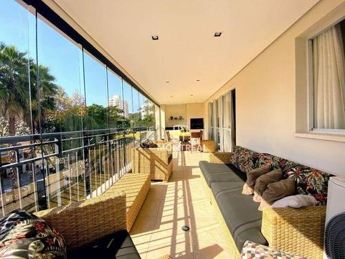 Imagem 1 de 24 de Apartamento À Venda, 164 M² Por R$ 1.560.000,00 - Tatuapé - São Paulo/sp - Ap2792